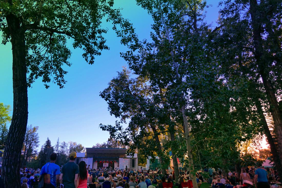 The Calgary Folk Music Festival 2016