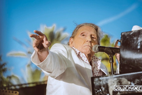 Jerry Lee Lewis - Stagecoach 2017