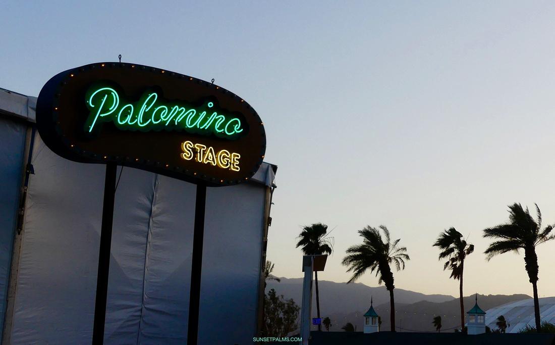 Palomino Stage