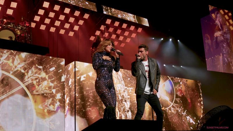 Shania Twain with Bastian Baker