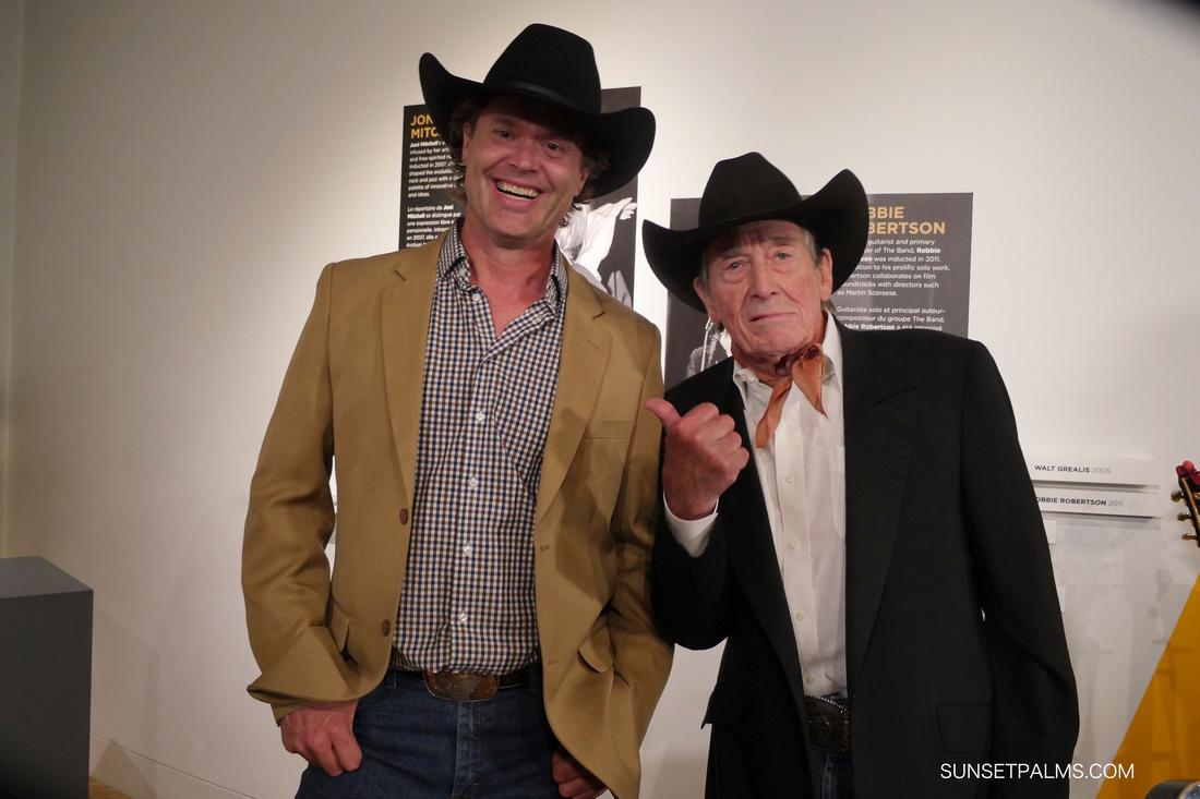 Corb Lund & Ian Tyson
